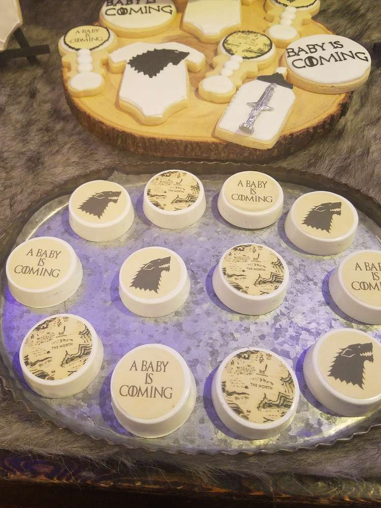 Fabulous Game Of Thrones Baby Shower Baby Shower Ideas Themes Games