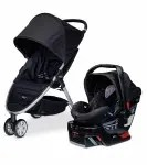 Britax 2014 B-Agile and B-Safe Travel System Review