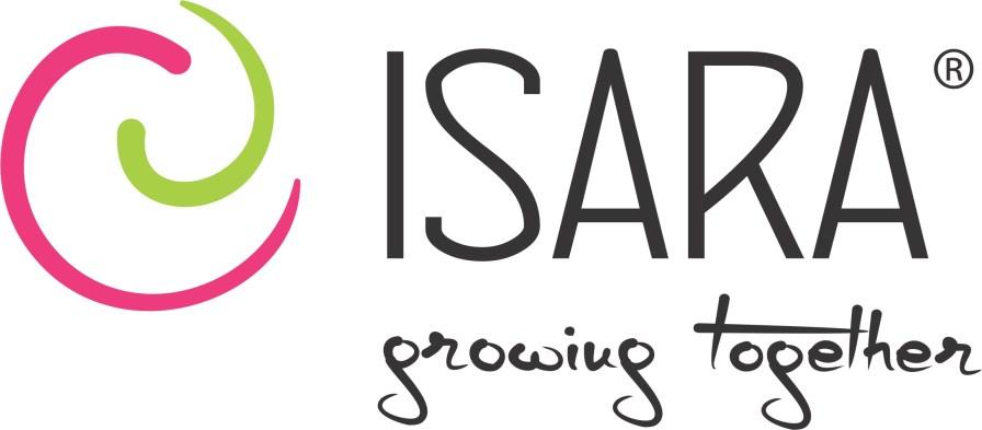 ISARA Logo si slogan