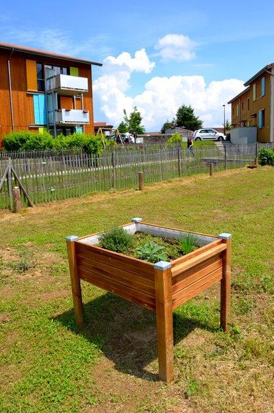 bac a aromates jardins partages