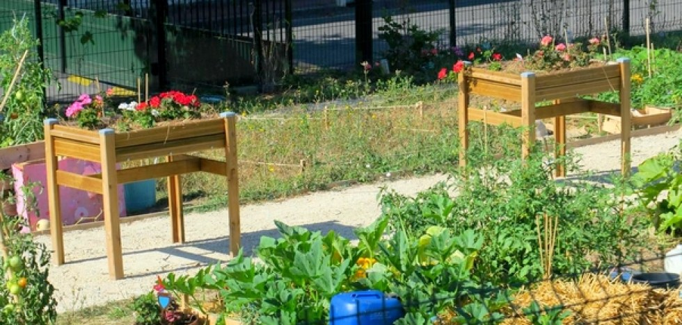 Jardin partagé l'Hay
