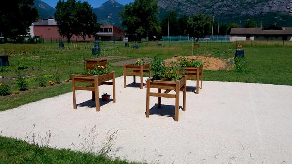 Jardins familiaux Sassenage