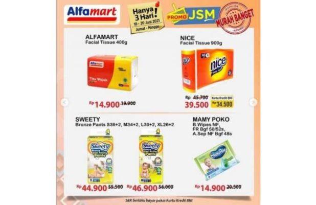 Katalog Promo Alfamart JSM Terbaru