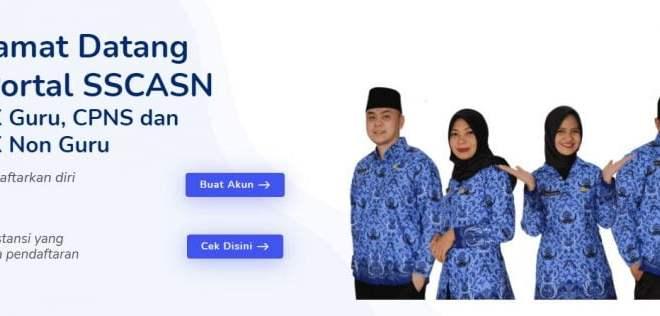 link pengumuman cpns seluruh indonesia