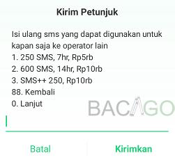 kode paket sms 3 2020
