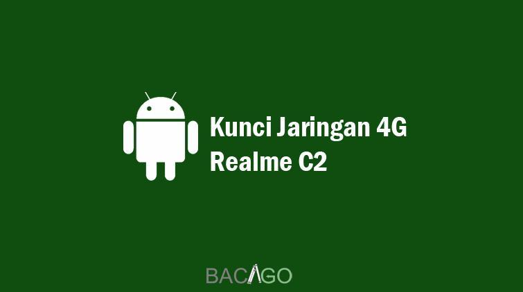 gambar lock 4g only realme c2