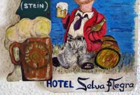 Inspiración en Selva Negra, el Hotel de Montaña entre Matagalpa y Jinotega