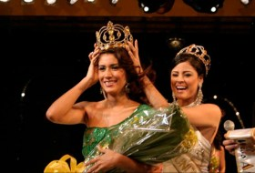Sharon Amador va a Miss Tierra representando a Nicaragua