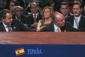 ¿Por qué no te callas? Cómo el Rey de España asareó a Hugo Chavez