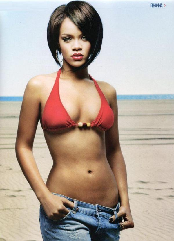 Rihanna - GQ Mexico Magazine (February 2009)