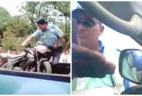 Otros 2 videos virales de la (siempre querida) Policía de Nicaragua