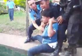 Última Hora: Nuevo video viral de la Policía de Nicaragua