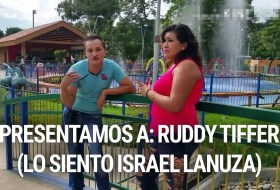 Presentamos a Ruddy Tiffer (lo siento Israel Lanuza)