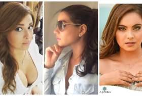 Votá por tu presentadora favorita de Canal 8 (Josseling, Veronica o Irazema)