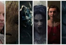 Los trailers de La Momia, Spiderman, Baywatch, Fast & Furious, Transformers y más