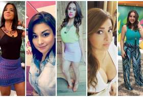 Ayudanos a seleccionar las candidatas a presentadoras de TV nacional favoritas para el 2017
