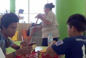 El Food Court de Galerías se vuelve viral otra vez, ahora por clasistas