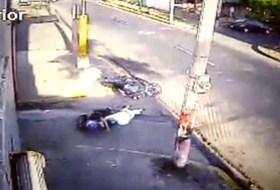 Se Busca: El Busero que se levantó a los de la moto #Video