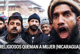 Nicaragua, estamos a nivel de ISIS, pongamos la barba en remojo