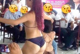 Recordamos el mejor día del padre en la historia de Nicaragua (ahora con video) #strippers #aeropuerto