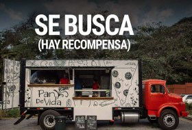 En Nicaragua se roban los camiones que venden pan. No estoy bromeando