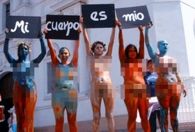 "Todo lo que necesitas saber sobre las ""Feministas Extremas"" que protestaron  así en Matagalpa"