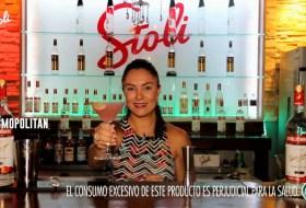 Vodka Stoli presenta en Nicaragua nueva botella Anti-relleno