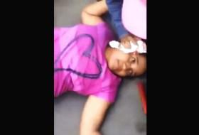 ¿Es falso el video de la desmayada en el tranque de Juigalpa? Depende en que ruta iba