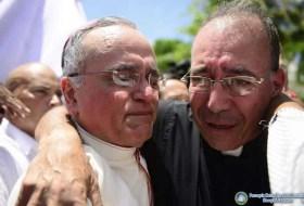 Los Obispos hacen un Repliegue x2 en Masaya y Daniel Ortega sufre ataque de envidia