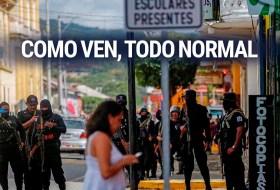 8 razones por las que ya estamos normal en Nicaragua (tipo Afganistán o Siria)