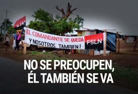 Tomatierras descubren por qué Nicaragua no confía en Daniel Ortega