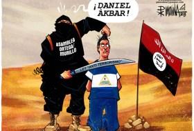 Bacanalnica investiga ¿Daniel Ortega es asesino desde el 19 de abril?