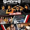 Festival de rock cumbia ska Nicaragua 2012