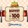 Review: La mejor comida buffet en Managua