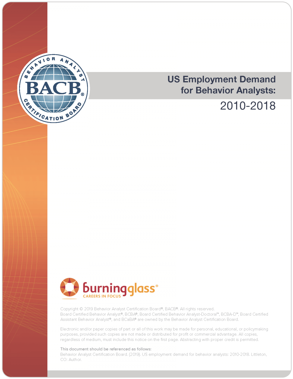 Bacb Resources Behavior Analyst Certification Board