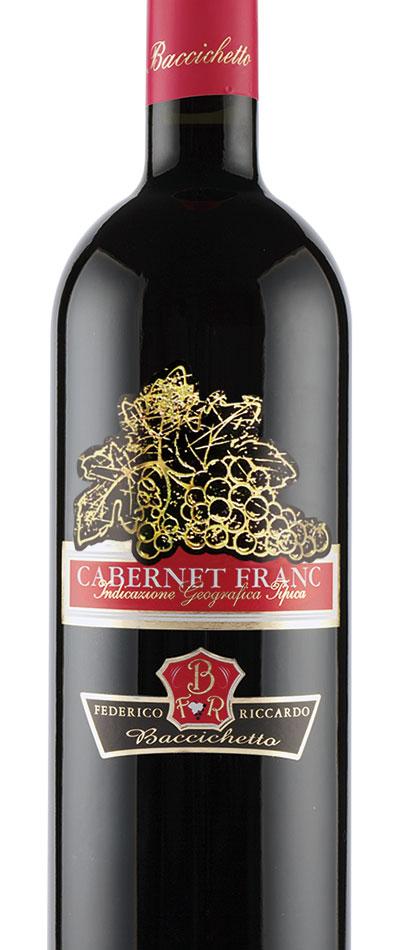 Cabernet Franc IGT – Federico e Riccardo Baccichetto – Roncadelle