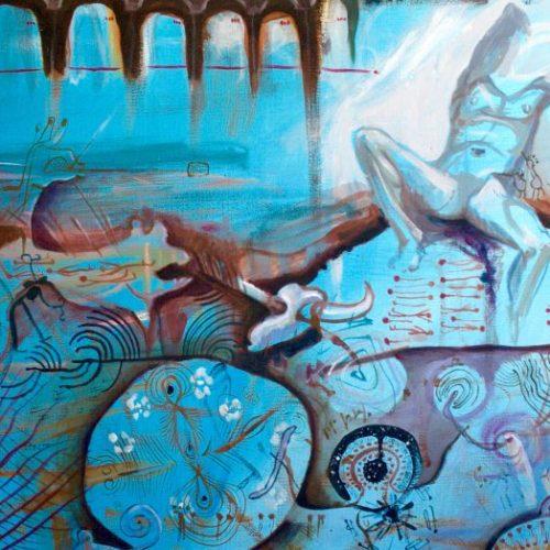 detail_painting_Bacco Artolini_ Crete