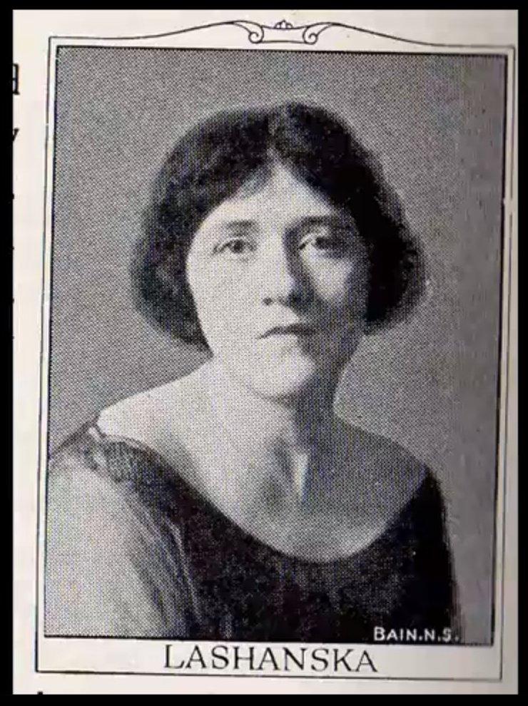 Image result for Hulda Lashanska