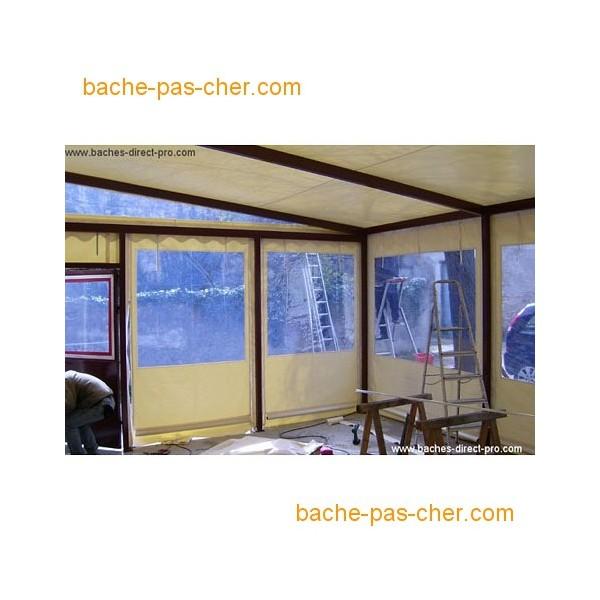 Baches Pour Terrasse 2 1 X 3 M Transparente Bache Pas Cher