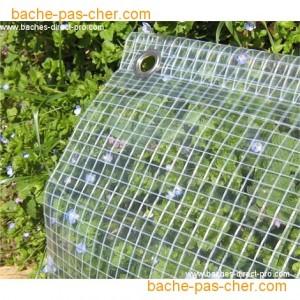 Baches Pour Terrasse 4 7 X 4 5 M Transparente Bache Pas Cher