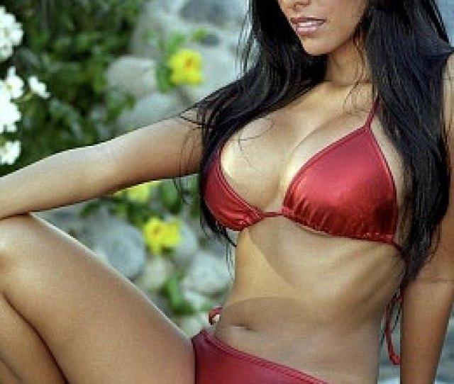 Latin Girl In Costa Rica