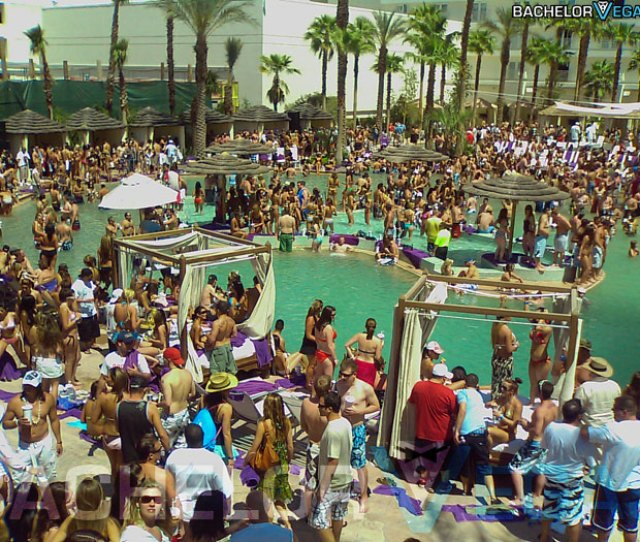 Pool Parties Las Vegas