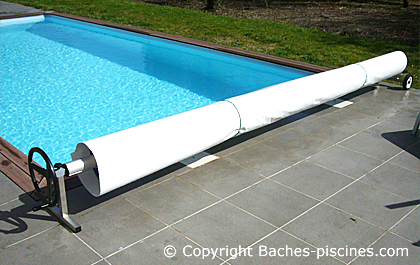 bachette protection bache 5m