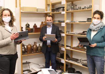 Bachmann-Museum baut Digitalisierung aus