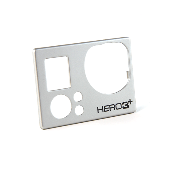 HERO3  BLACK FACE PLATE 2