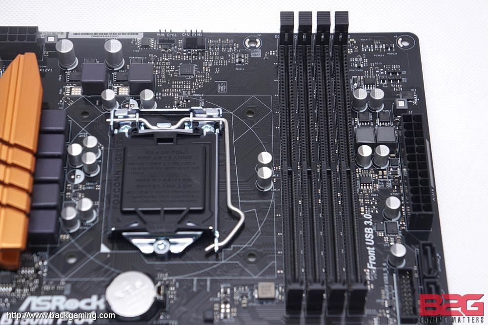 ASRock B150M Pro4/D3 Intel RST Drivers Windows
