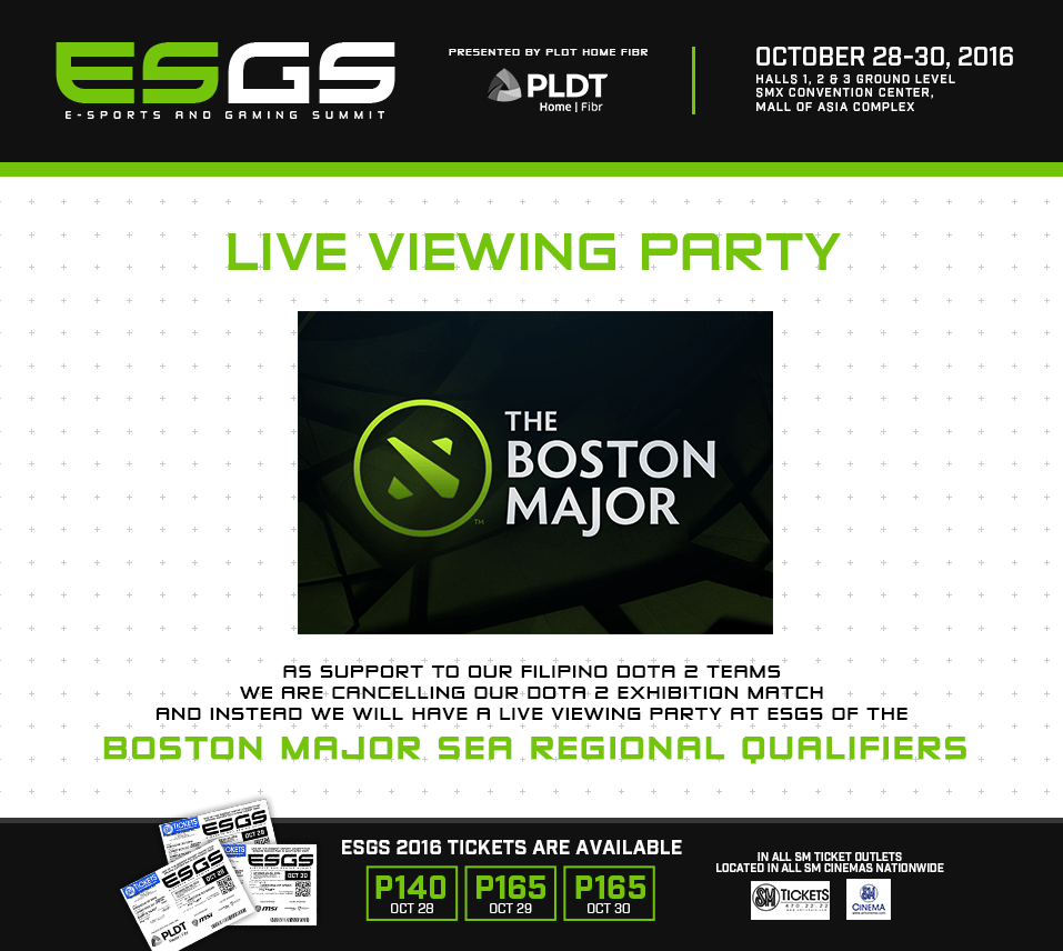 5 Reasons To Go To ESGS 2016 Back2Gaming
