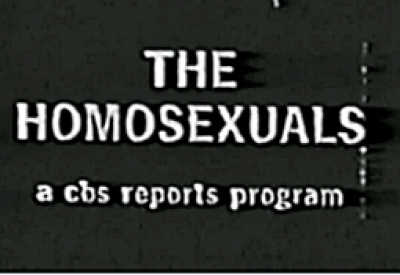 CBS reports - The Homosexuals