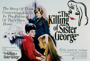 Back2Stonewall LGBT Cinema Classic - WATCH: The Killing Of Sister George (1968) - FULL MOVIE