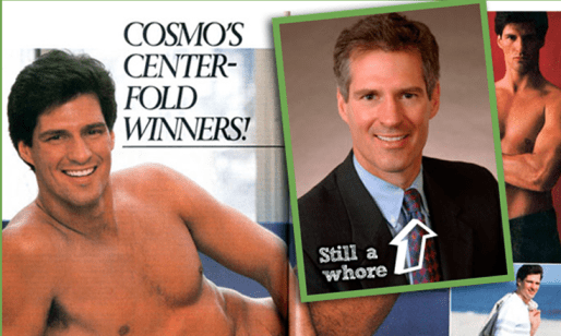 Scott Brown Naked Cosmo Whore